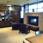 Starbucks Seating