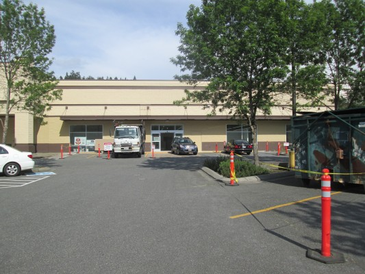Gilman Gallery's New Home Adjacent to Value Village in the old Albertson's site